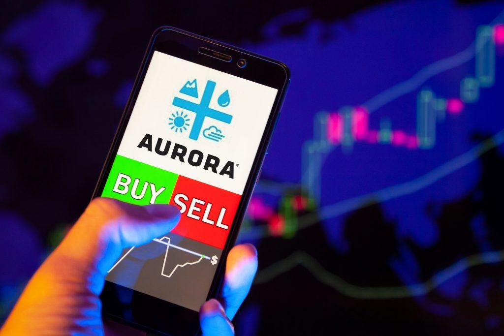 News Aurora Cannabis